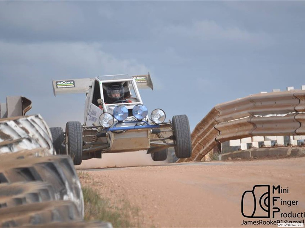 The Kovco Buggy at Swan Hill Autocross